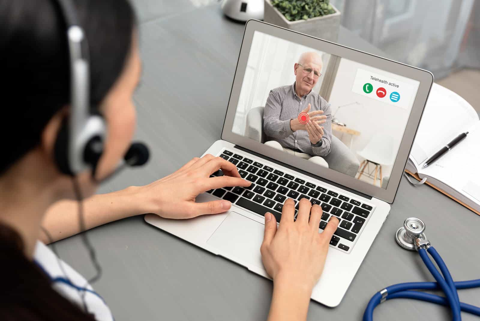 physiotherapy telehealth